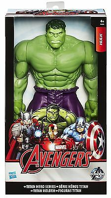 Hasbro Marvel Select Avengers Movie Incredible The Hulk Action Figure Toy Boxed