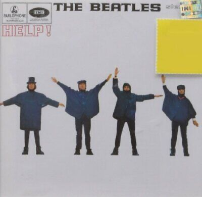 The Beatles - Help! - The Beatles CD ALVG The Cheap Fast Free Post The Cheap