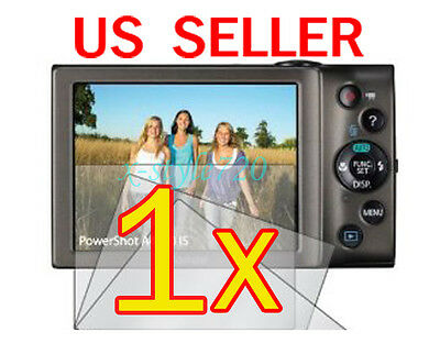 1x Canon PowerShot A3400 A4000 IS Digital Camera LCD Screen Protector Guard Film