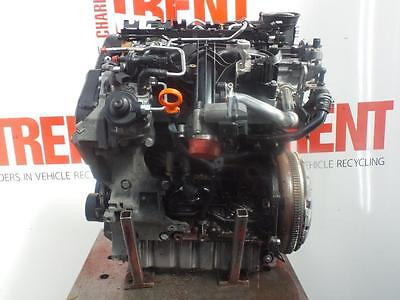 2010 AUDI A3 8P CFFB 1968cc Diesel Manual Engine with Pump & Injectors