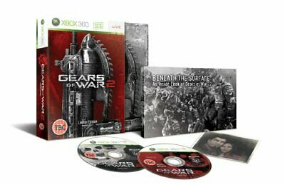Gears of War 2 - Gears Of War 2 Limited Collectors Edition (Xbox... - Game  USVG