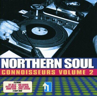 Northern Soul Connoisseurs Volume 2 - Various Artists CD C0VG The Cheap Fast The