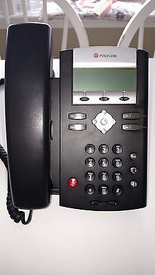 Polycom SoundPoint 330 IP VoIP Phone   FREE SHIPPING