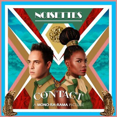 Noisettes - Contact - Noisettes CD VEVG The Cheap Fast Free Post The Cheap Fast