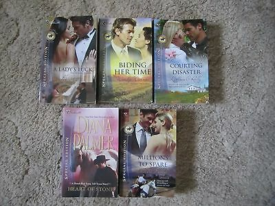 Silhoutte Romance Se Special Edition Lot Of 5 Paperback Books - 2008