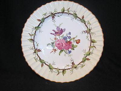 Royal Worcester - FLORENCE 2539 - Luncheon Plate