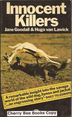 Innocent Killers by Jane Goodall Paperback Book The Cheap Fast Free Post