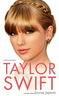 Taylor Swift by Jepson, Louisa Book The Cheap Fast Free Post