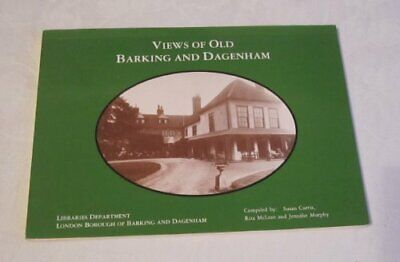 Views of Old Barking and Dagenham Paperback Book The Cheap Fast Free Post