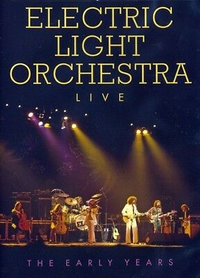 Electric Light Orche - Live: The Early Years [New DVD]