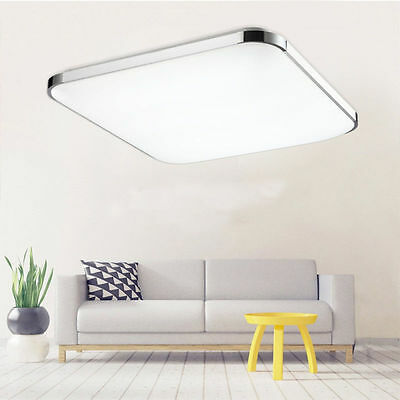 Modern Square Fashion LED Ceiling Light 15/20/28/56W Living Room Bedroom Surface