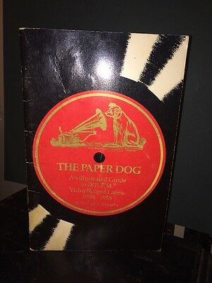 The Paper Dog, Illustrated Guide To 78 Rpm Victor Record Label