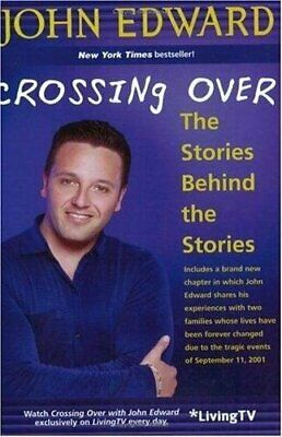 Crossing Over by Edward, John Paperback Book The Cheap Fast Free Post