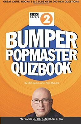 BBC Radio 2 Bumper Quiz Book by Swern, Phil Book The Cheap Fast Free Post