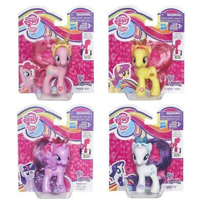 My Little Pony Explore Equestria Brushable Hairbow Figure Ponies Hasbro Toys
