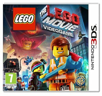 The LEGO Movie Videogame (Nintendo 3DS) [New Game]
