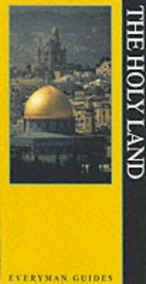 The Holy Land (Everyman Guides) by Everyman Paperback Book The Cheap Fast Free