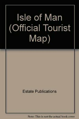Isle of Man (Official Tourist Map) Sheet map, folded Book The Cheap Fast Free