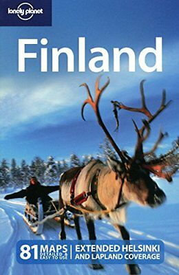 Finland (Lonely Planet Country Guides), Symington, Andy Paperback Book The Cheap