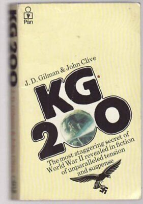 Kg200 The Force With No Face by John Clive Paperback Book The Cheap Fast Free