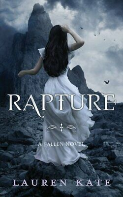 Rapture: Book 4 of the Fallen Series, Kate, Lauren Book The Cheap Fast Free Post