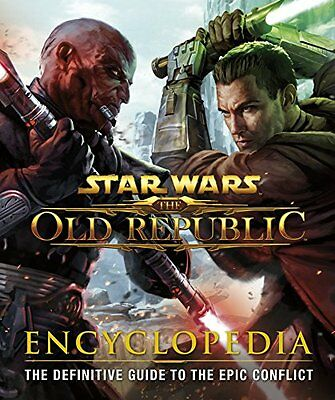 Star Wars The Old Republic Encyclopedia by Jones, James B Book The Cheap Fast