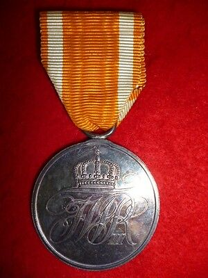 Germany, Prussia, General Honour Decoration, Second Class Medal, Life Saving