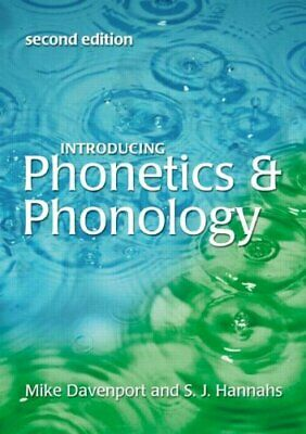 Introducing Phonetics and Phonology Second Ed... by Davenport, Michael Paperback