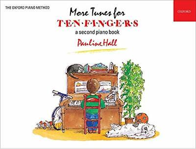 More Tunes for Ten Fingers (Piano Time) Sheet music Book The Cheap Fast Free