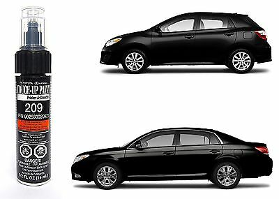 Genuine Toyota 00258-00209-21 Black Mica Touch-Up Paint Pen New Free Shipping
