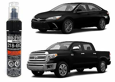 Genuine Toyota 00258-218BC-21 Attitude Black (Basecoat) Touch-Up Paint Pen New