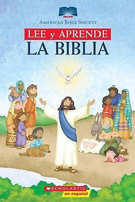 Leer y Apprender: La Biblia: (Spanish Language Edition Of Read And Learn Bible)