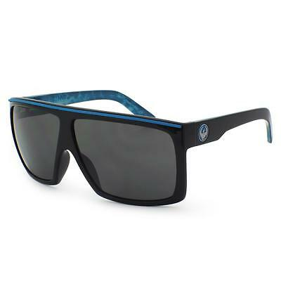 Dragon FAME Sunglasses - Black Palm Springs Pool with Grey lens 720-2073