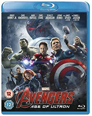 Avengers: Age of Ultron [Blu-ray] - DVD  5WVG The Cheap Fast Free Post
