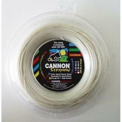 Weiss Cannon Scorpion ( 200m Rolle ) perlweiss 1,22 mm (0,36 EUR pro m)