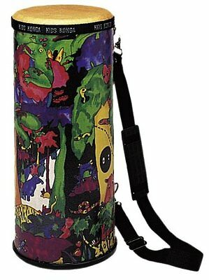 Remo Kids KD15060 Rainforest Konga Conga 6.5 x 15 Inches with Shoulder Strap