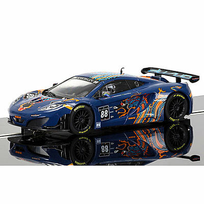 SCALEXTRIC Slot Car C3850 McLaren 12C GT3, Von Ryan Racing