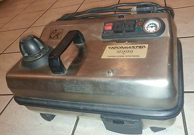 VaporMaster 3000 Steam Cleaner Industrial Commercial Vapor Wash Heavy Duty