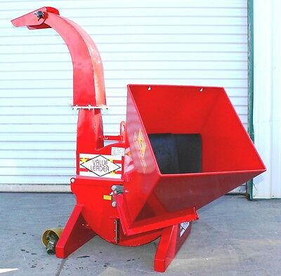 "Wood Chipper 5""dia. (VL-WCX5)"