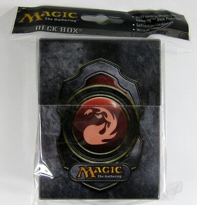 Red Mana 3 Magic MtG Deck Box Ultra Pro Deckbox Magic the Gathering