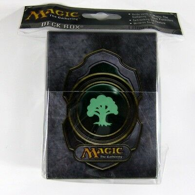 Green Mana 3 Magic MtG Deck Box Ultra Pro Deckbox Magic the Gathering TCG