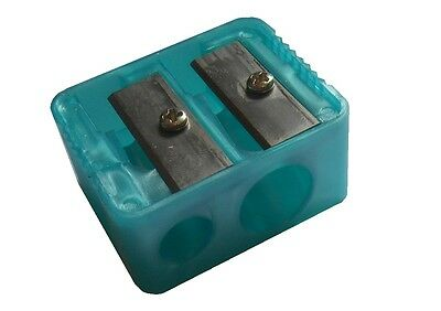 Body Collection Green Double Make-Up Pencil Sharpener - Pencil Sharpener