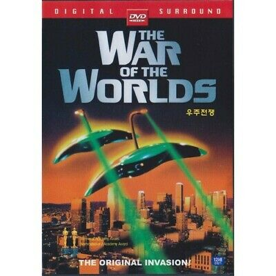 The War of the Worlds [New DVD] Asia - Import, PAL Region 0
