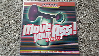 Scooter - Move your ass 2 x 12'' Disco Vinyl