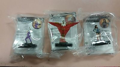 Marvel Heroclix Young Avengers and Falcon OP Prize Set Kate Bishop Miss America