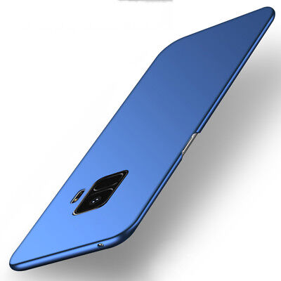 Ultra Thin Shockproof Matte Hard Case Cover For Samsung Galaxy A50 A70 A30 S9 S8