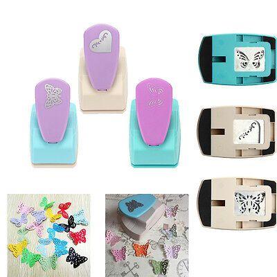 DIY Hollow Butterfly Punch DIY Embossing Machine Paper Cutter Tool For Card New