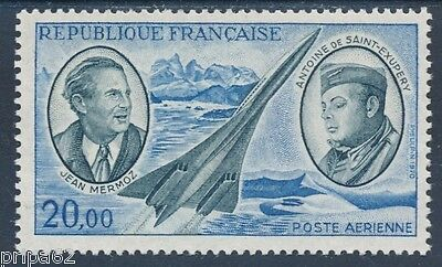 Cl - Timbre De France Poste Aerienne N° 44 Neuf Luxe**