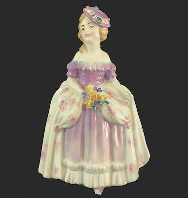 Royal Doulton RARE Figurine 'Dainty May' - HN1656 - Made in England