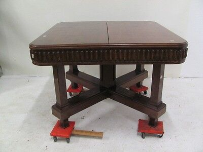 Beautiful Antique Italian Dining Room Table. - 09It106